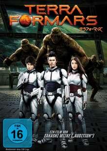 Terra Formars, DVD
