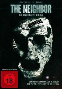 The Neighbor, DVD
