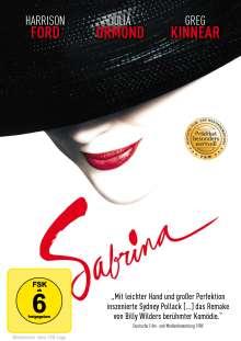 Sabrina (1995), DVD