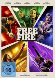 Free Fire, DVD