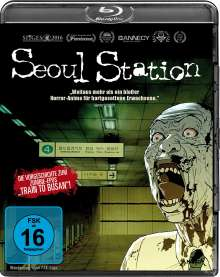 Seoul Station (Blu-ray), Blu-ray Disc