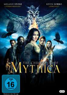 The Chronicles of Mythica, 3 DVDs