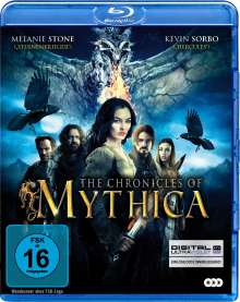 The Chronicles of Mythica (Blu-ray), 3 Blu-ray Discs