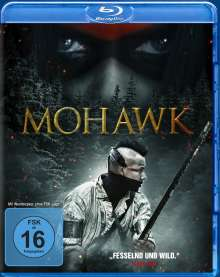 Mohawk (Blu-ray), Blu-ray Disc