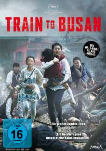 Train to Busan, DVD