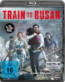 Train to Busan (Blu-ray), Blu-ray Disc