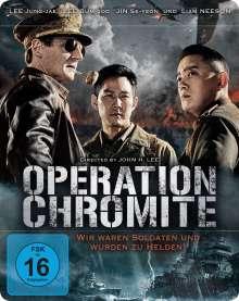 Operation Chromite (Blu-ray im Steelbook), Blu-ray Disc