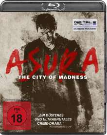Asura - The City of Madness (Blu-ray), Blu-ray Disc