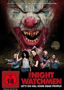 The Night Watchmen, DVD