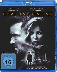 Come and find me (Blu-ray), Blu-ray Disc