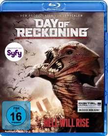 Day of Reckoning (Blu-ray), Blu-ray Disc
