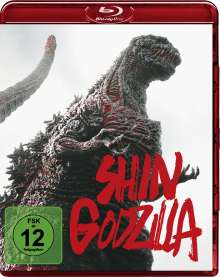 Shin Godzilla (Blu-ray), Blu-ray Disc