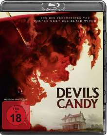 Devil's Candy (Blu-ray), Blu-ray Disc