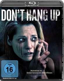 Don't Hang Up (Blu-ray), Blu-ray Disc