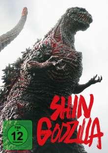 Shin Godzilla, DVD