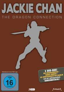 Jackie Chan: The Dragon Connection, 3 DVDs