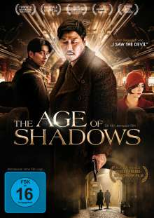 The Age of Shadows, DVD