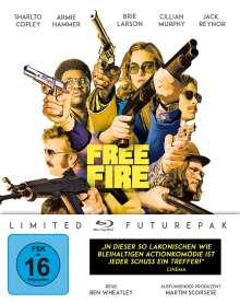 Free Fire (Blu-ray im FuturePak), Blu-ray Disc