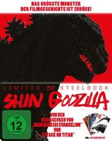 Shin Godzilla (Blu-ray im Steelbook), Blu-ray Disc