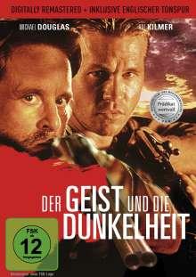 Der Geist und die Dunkelheit, DVD