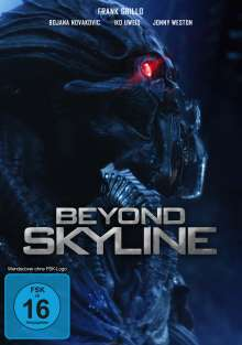 Beyond Skyline, DVD