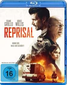 Reprisal (Blu-ray), Blu-ray Disc