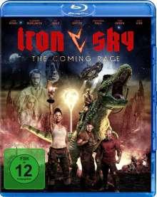 Iron Sky - The Coming Race (Blu-ray), Blu-ray Disc