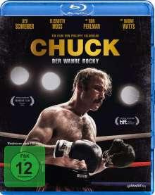 Chuck (Blu-ray), Blu-ray Disc