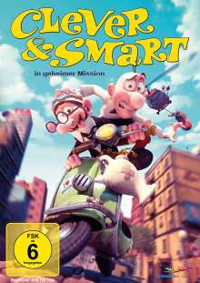 Clever & Smart: In geheimer Mission, DVD