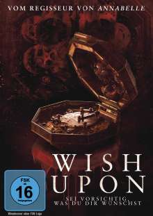 Wish Upon, DVD