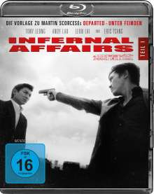 Infernal Affairs (Blu-ray), Blu-ray Disc