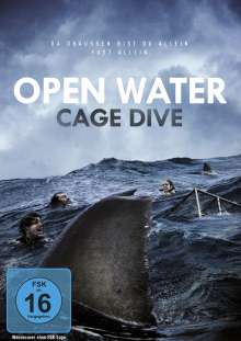 Open Water 3: Cage Dive, DVD