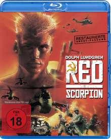 Red Scorpion (Blu-ray), Blu-ray Disc