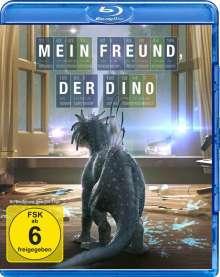 Mein Freund, der Dino (Blu-ray), Blu-ray Disc