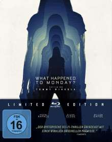 What Happened To Monday? (Blu-ray im FuturePak), Blu-ray Disc
