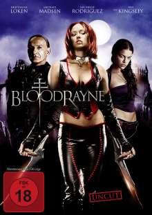 Bloodrayne, DVD