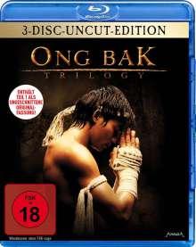 ONG-BAK Trilogy (Blu-ray), 3 Blu-ray Discs