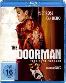 The Doorman (Blu-ray), Blu-ray Disc
