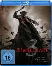 Jeepers Creepers 3 (Blu-ray), Blu-ray Disc