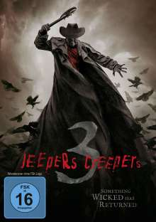 Jeepers Creepers 3, DVD