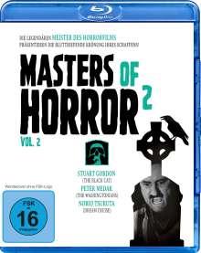 Masters of Horror 2 Vol. 2 (Blu-ray), Blu-ray Disc
