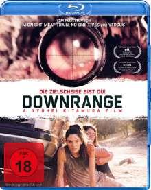 Downrange (Blu-ray), Blu-ray Disc