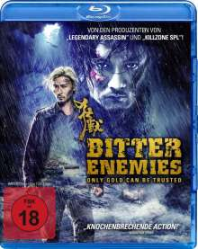 Bitter Enemies (Blu-ray), Blu-ray Disc