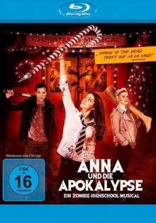 Anna und die Apokalypse (Blu-ray), Blu-ray Disc