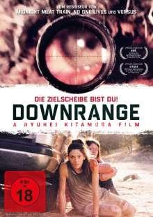 Downrange, DVD