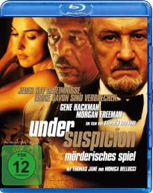 Under Suspicion (Blu-ray), Blu-ray Disc