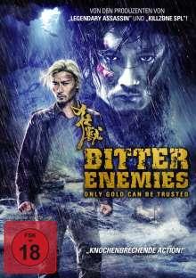 Bitter Enemies, DVD