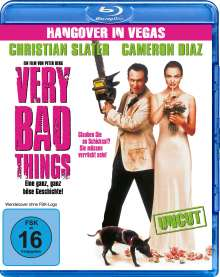 Very Bad Things (Blu-ray), Blu-ray Disc