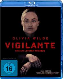 Vigilante (Blu-ray), Blu-ray Disc