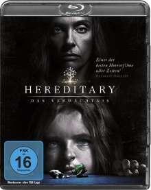 Hereditary - Das Vermächtnis (Blu-ray), Blu-ray Disc